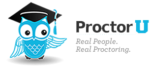 ProctorU is a live online proctoring service that allows you to take your exams from from anywhere using a webcam and a reliable internet connection. Our live online proctors will be there to help you through the web proctoring process. Browse our site to find out more about live online proctoring!